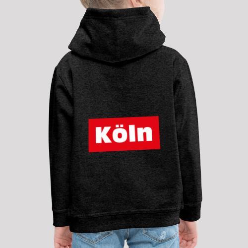 Köln - Kinder Premium Hoodie