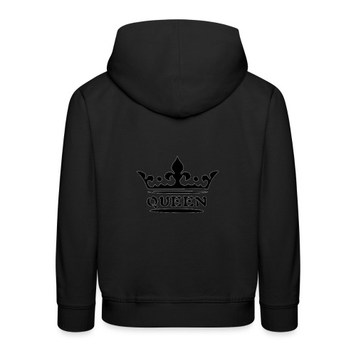 Queen - Kinder Premium Hoodie