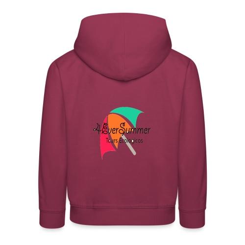 $ever ecologist - Sudadera con capucha premium niño