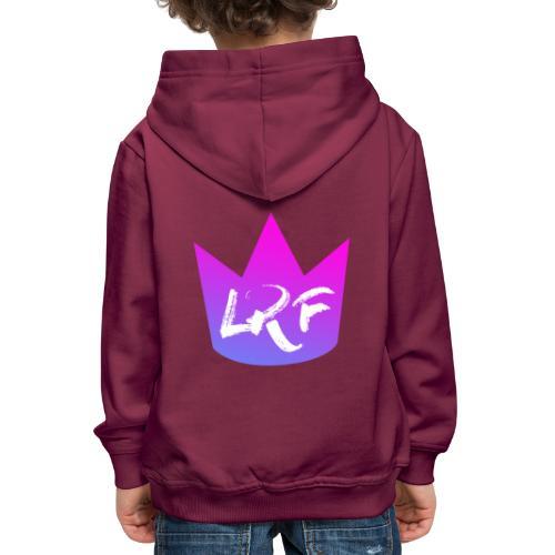 LRF - Pull à capuche Premium Enfant