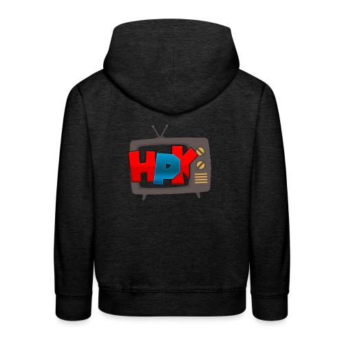 HPK logo - Kids' Premium Hoodie