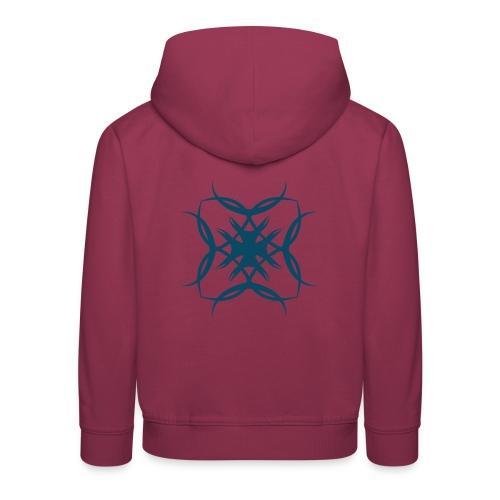 Ritter Kreuz - Kinder Premium Hoodie