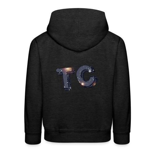 TC sternen logo - Kinder Premium Hoodie