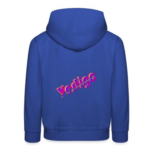 Vertigo - Sudadera con capucha premium niño