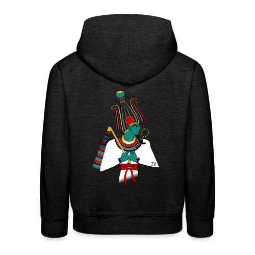 ÄGYPTEN - Osiris - altägyptische Gottheit - Kinder Premium Hoodie
