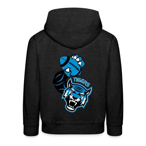 Tigers Rugby - Pull à capuche Premium Enfant