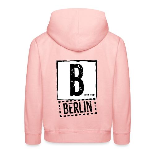 Berlin - Kids' Premium Hoodie
