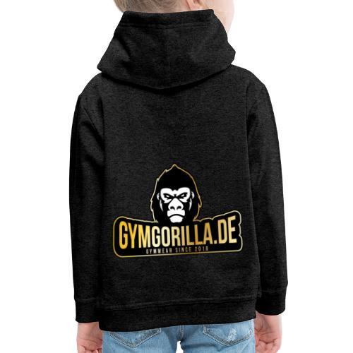 GYMGORILLA.DE - Kinder Premium Hoodie