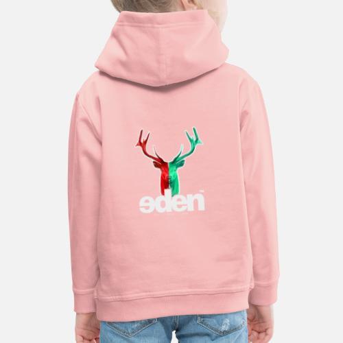 geweihbär EDEN - Kinder Premium Hoodie