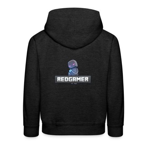 My Logo on clothes - Kids' Premium Hoodie