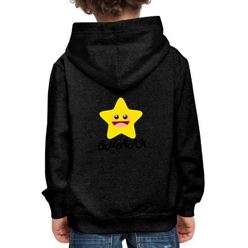 Etoile SHARK Enfants - Pull à capuche Premium Enfant