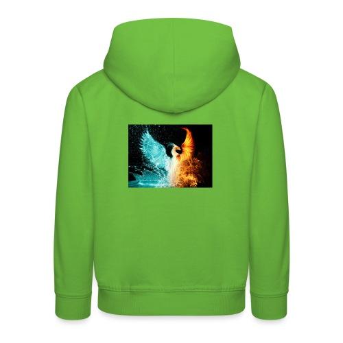 Elemental phoenix - Kids' Premium Hoodie