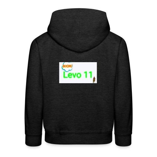 Levo 11 classic-edition - Kinder Premium Hoodie