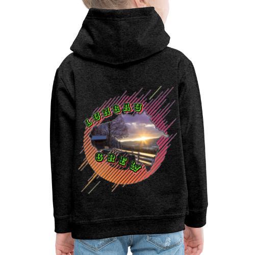 LungauCrew Merchandise - Kinder Premium Hoodie