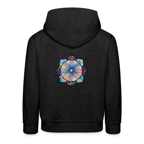 Buddha Flower - Kids' Premium Hoodie