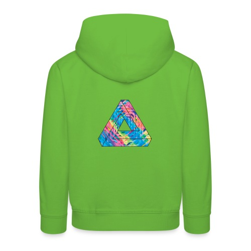illusion - Kids' Premium Hoodie