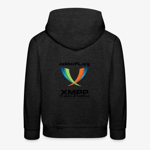 JabberPL.org XMPP - Kids' Premium Hoodie