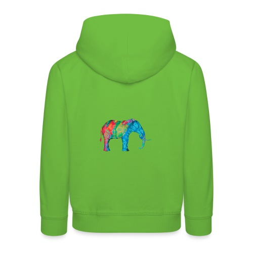 Elefant - Kids' Premium Hoodie