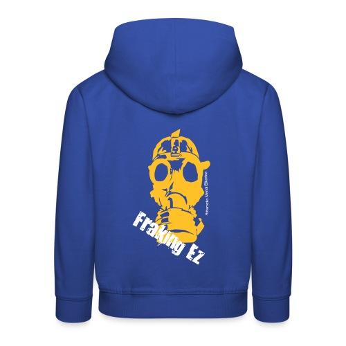 Anti - fraking - Sudadera con capucha premium niño