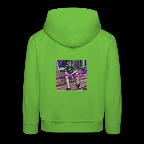 Lil Justin - Kids' Premium Hoodie