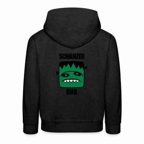Fonster Schanzer Bua - Kinder Premium Hoodie