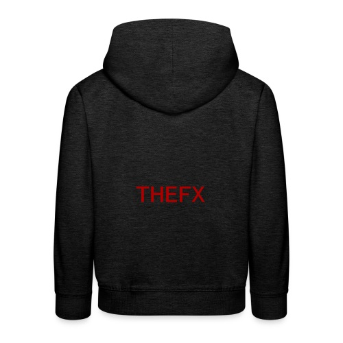 TheFX [FXiles Merch & Clothing brand] - Premium Barne-hettegenser