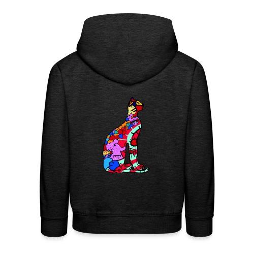 Serenicat - Kids' Premium Hoodie