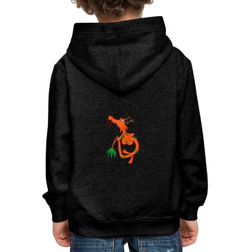 Typhoon - Felpa con cappuccio Premium per bambini