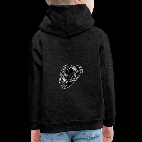 tsrschwarz weis - Kinder Premium Hoodie