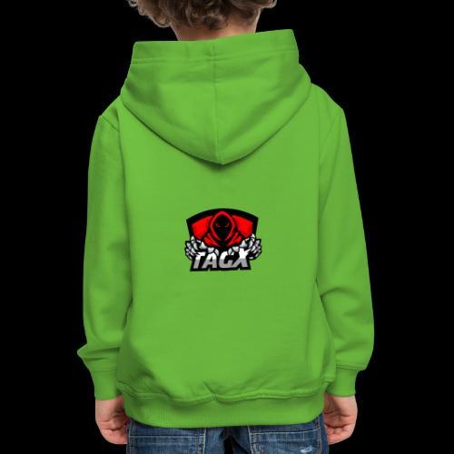 TagX Logo - Lasten premium huppari