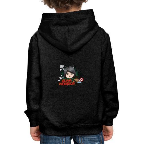 Klima, Climate, Worrior, Klimawandel - Kinder Premium Hoodie