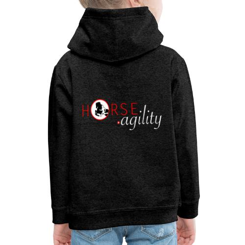 Interessengemeinschaft Horse Agility - Kinder Premium Hoodie