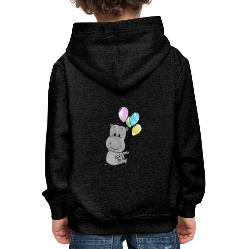 Hippo - Kinder Premium Hoodie