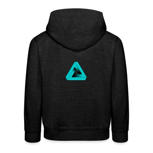 Impossible Triangle - Kids' Premium Hoodie
