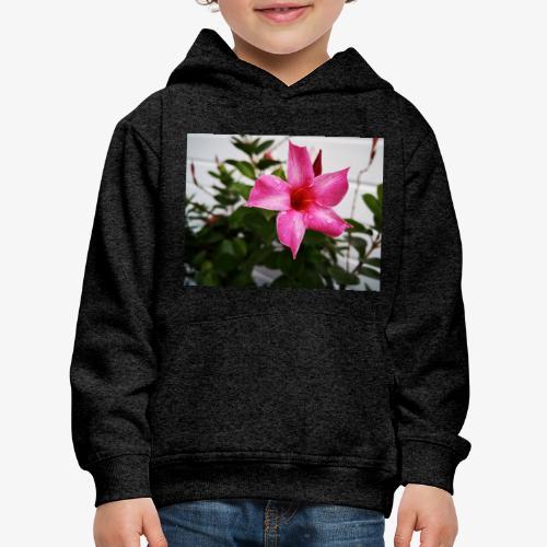 Flower power - Kinderen trui Premium met capuchon