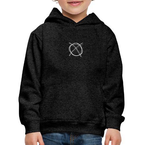 DC fashion x - Felpa con cappuccio Premium per bambini
