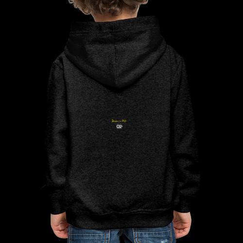 Drippin In Style - Kids' Premium Hoodie