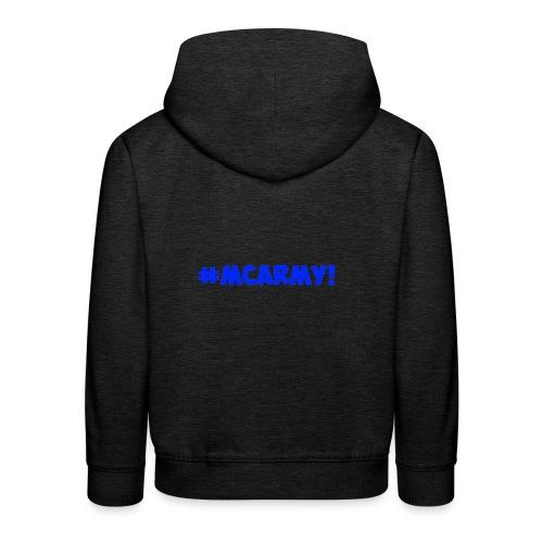 ABMC #MCARMY! - Kids' Premium Hoodie