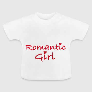 romantic girl - Baby T-Shirt