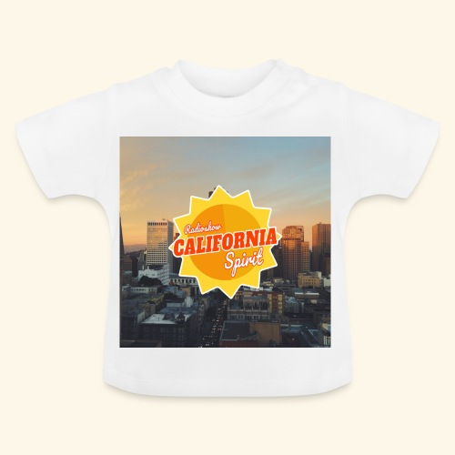 California Spirit City - T-shirt Bébé