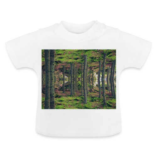 Forest state of mind. - Baby-T-shirt
