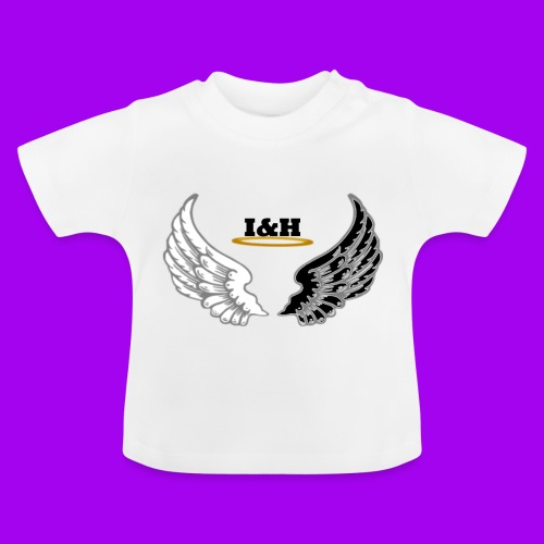 I&h wings - Baby T-Shirt