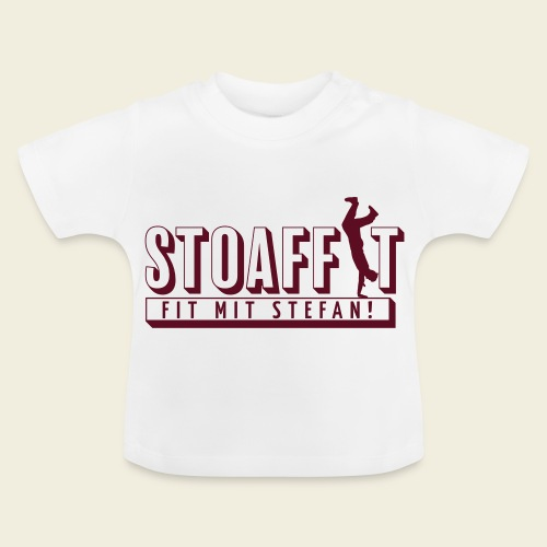 STOAFFIT - Fit mit Stefan - Baby T-Shirt