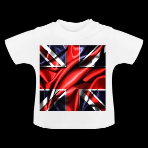 Union Jack design - Baby T-Shirt