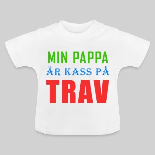 pappakasspatrav - Baby-T-shirt