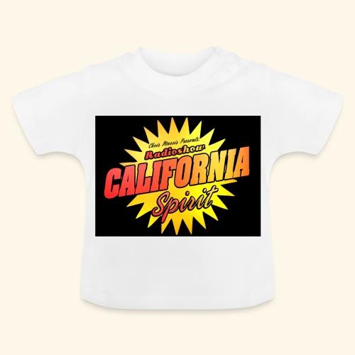California Spirit Radioshow Vintage - T-shirt Bébé