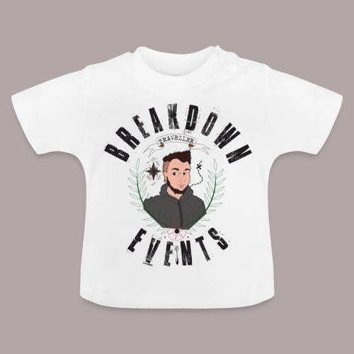 Breakdown Events Traveler - Baby T-Shirt