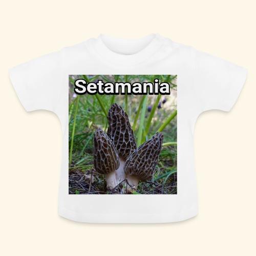 Colmenillas setamania - Camiseta bebé