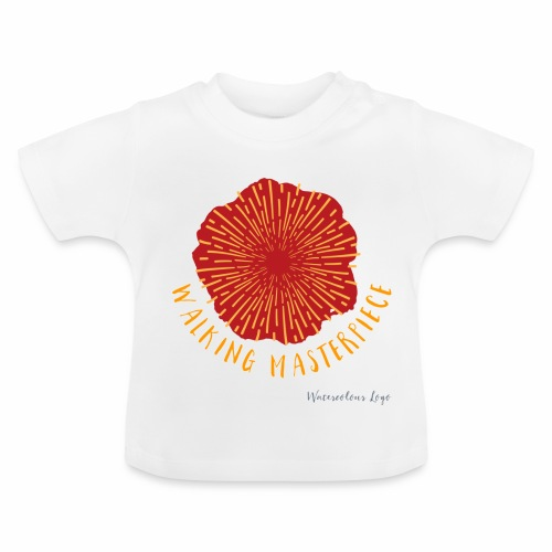 Walking Masterpiece - Baby T-Shirt