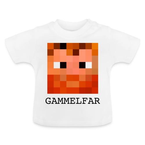 Gammelfar logo - Baby T-shirt